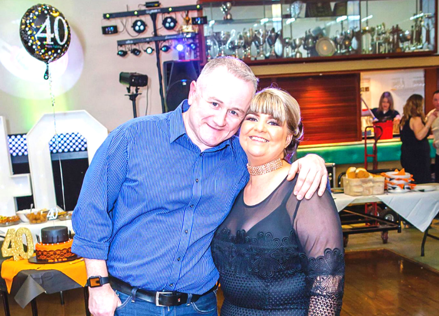 Birthday Party Disco & DJ Hire, Greenock, Glasgow, Scotland