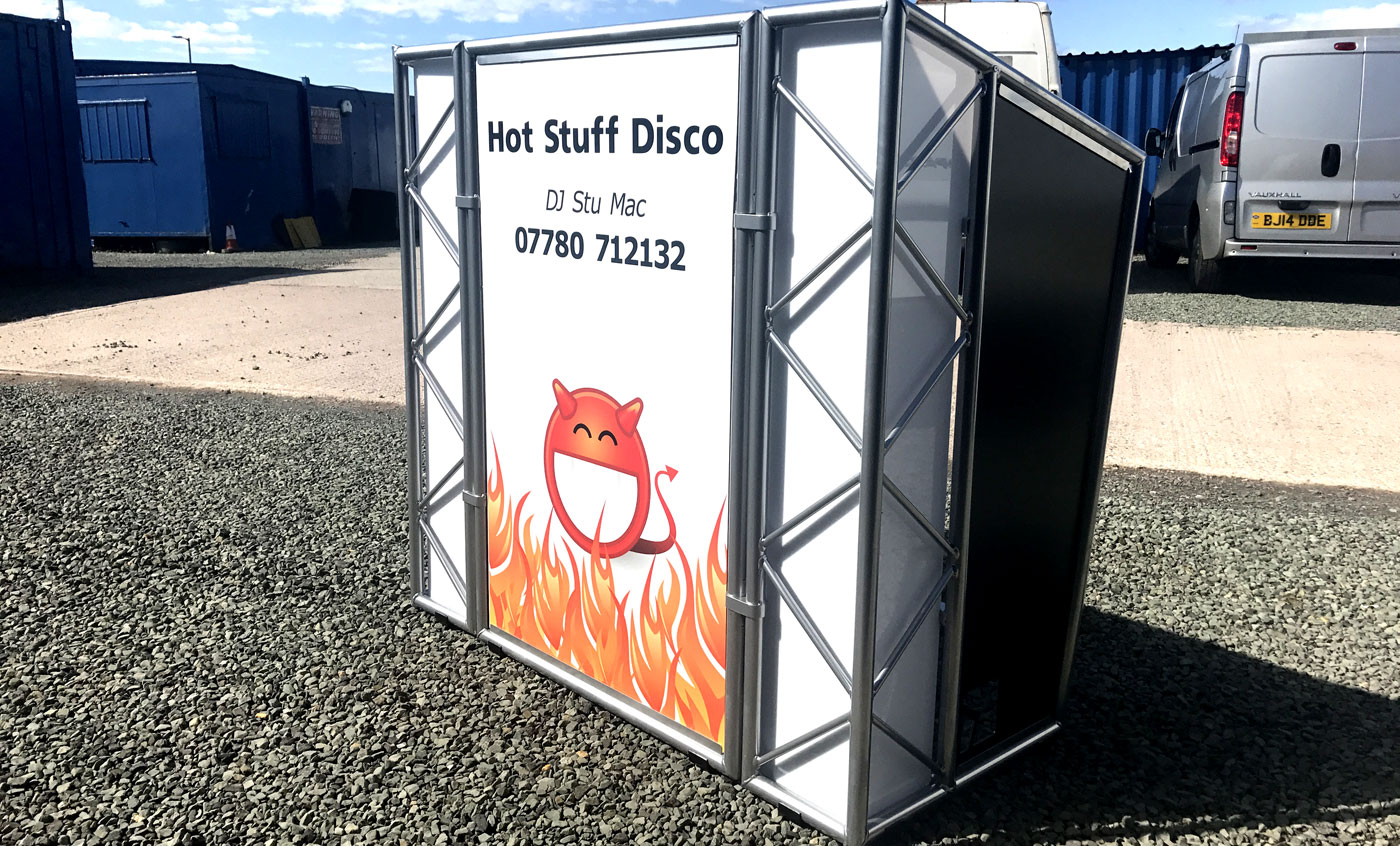 Commercial & Office Party Disco & DJ Hire, Greenock, Glasgow, Scotland
