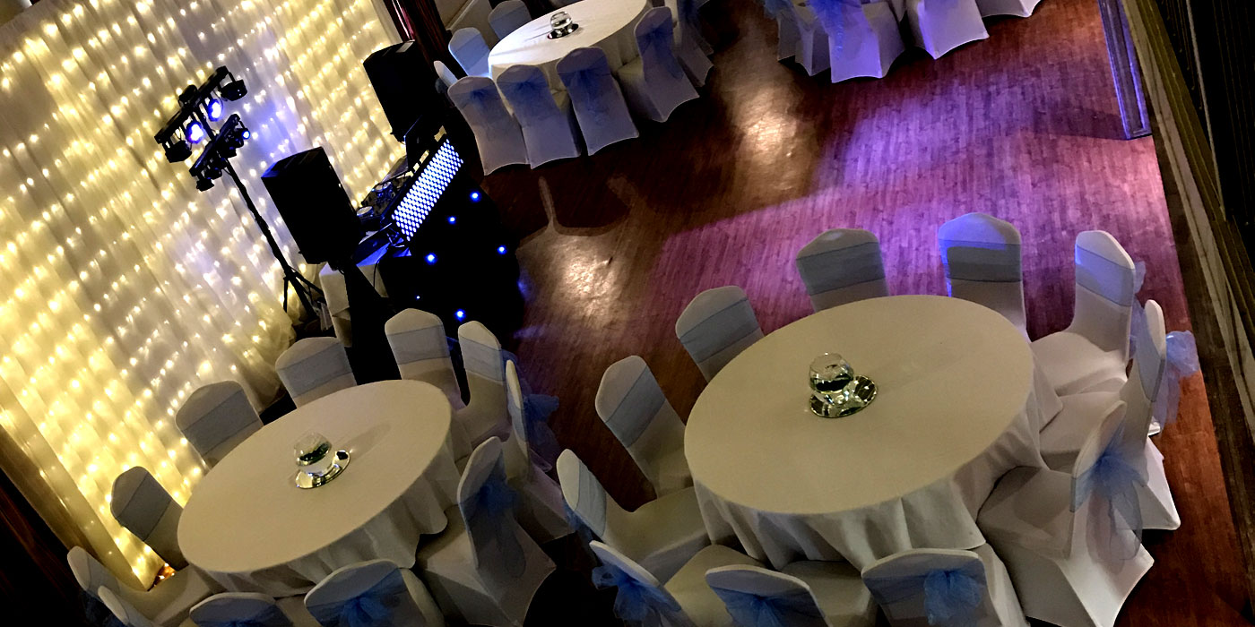 Wedding Party Disco & DJ Hire, Greenock, Glasgow, Scotland