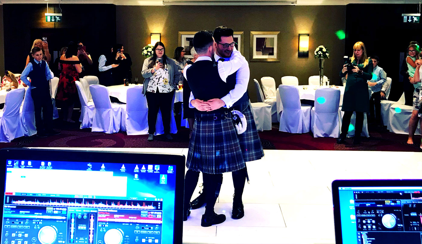 Wedding-Party-Disco-DJ-Hire-Greenock-Scotland-35